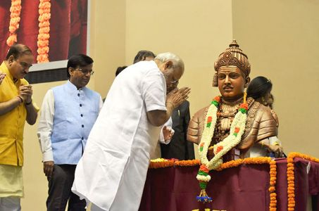 प्रधानमंत्री ने नए संसद भवन की नींव रखने के बाद संबोधन में भगवान बसवेश्वर का स्मरण किया जानिए भगवान बसवेश्वर के बारे में