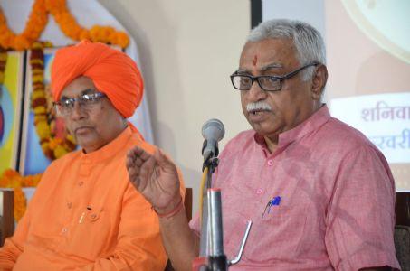 देश को श्रेष्ठ बनाने के लिए भारत को समझना, जानना व मानना होगा – डॉ. मनमोहन वैद्य