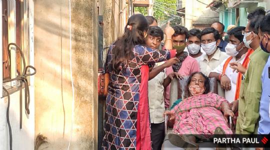 बंगाल में हो रही हत्या, बलात्कार, हिंसा के जड़ में है धुर्विकरण