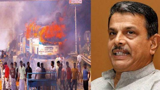 बंगाल हिंसा के खिलाफ संघ ने जारी किया बयान, पढ़िए क्या बोले सरकार्यवाह दत्तात्रेय होसबोले
