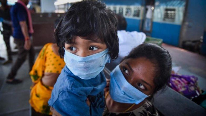 Coronavirus in children_1