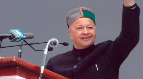 पूर्व मुख्यमंत्री वीरभद्र सिंह के निधन पर आर.एस.एस. ने जताया शोक